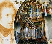 NIEUW: Jong, Margreeth Chr. de-The Best of Mendelssohn