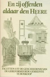 Bergacker, G, Bloemendaal, J. en Hoogendoorn, J.-En zij offerden aldaar den Heere