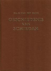 Feijst, Drs. G. van der-Geschiedenis van Schiedam