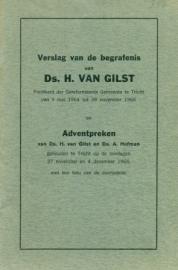 Gilst, Ds. H. van-Verslag van de begrafenis