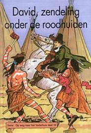 Rijswijk, C. van-David, zendeling onder de roodhuiden (nieuw)