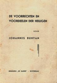 Bunyan, Johannes-De Voorrechten en Voordelen der Heiligen