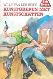 Heide, Willy van der-Kunstgrepen met kunstschatten (nieuw)