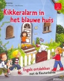 Niessen, Susan en Broska en Elke-Kikkeralarm in het blauwe huis (nieuw)