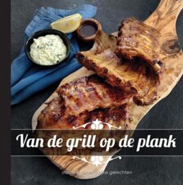 Laarkamp Makkink, Djoni en Verlaar, Desiree-Van de grill op de plank