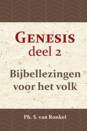 Ronkel, Ph. S. van-Bijbellezingen voor het volk; Genesis deel 2 (nieuw)