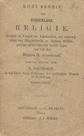 Smytegelt, B.-Kort Begrip der Christelijke Religie