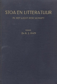 Dam, Dr. J.-Stoa en litteratuur