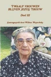 Westerbeke, Willem (samenst.)-Twaalf vrouwen blijven Jezus trouw (deel 3) (nieuw)