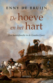 Bruijn, Enny de-De hoeve en het hart (nieuw)