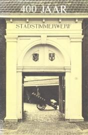 Feijst, Dr. G. van der (redactie)-400 jaar stadstimmerwerf (Schiedam)