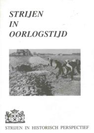 Broek, Piet van den en Veld, Cor in 't-Strijen in oorlogstijd
