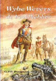 Burggraaf, G.P.P.-Wybe Wevers de bevelhebber