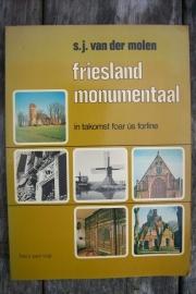 Molen, S.J. van der-Friesland monumentaal