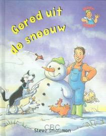 Smallman, Steve en Goldsack, Gaby-Gered uit de sneeuw (nieuw)