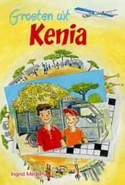 Medema, Ingrid-Groeten uit Kenia (nieuw)