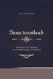 Verweij, Ds. J.W.-Sions troostboek (nieuw)