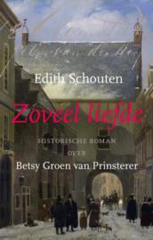 Schouten, Edith-Zoveel liefde (nieuw)