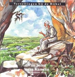 Meeuse, Ds. C.J.-Van Sinai naar Kanaan
