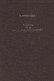Hutcheson, G.-Verklaring van de Twaalf Kleine Profeten
