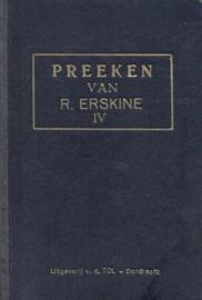 Erskine, Ralph-Preeken deel IV