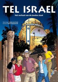 Oreel, Danker Jan en Diepenbroek, Andre-Tel Israel; Het verhaal van de Joodse staat (softcover) (nieuw)