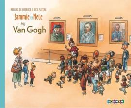 Boorder, Nelleke de & Matena, Dick-Sammie en Nele bij Van Gogh (nieuw)