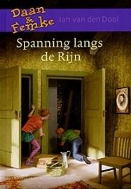 Dool, Jan van den-Spanning langs de Rijn (nieuw)