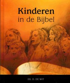 Wit, Ds. D. de-Kinderen in de Bijbel-Oude Testament (nieuw)
