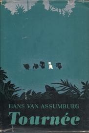 Assumburg, Hans van-Tournee