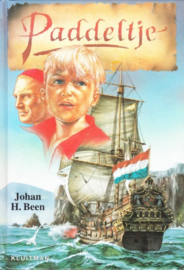 Been, Joh.H.-Paddeltje de scheepsjongen van Michiel de Ruyter