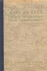 Reenen, Ds. G. van-Bart en Kees over de gelijkenissen en zaligsprekingen