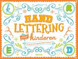 Cameron, Jean-Handlettering voor kinderen (nieuw)