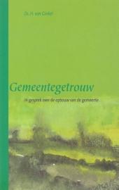Ginkel, Ds. H. van-Gemeentegetrouw