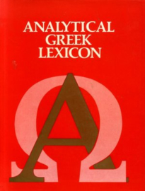 Moulton, Harold K.-Analytical Greek Lexicon