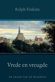 Erskine, Ralph-Vrede en vreugde, de zegen van wijsheid (nieuw)