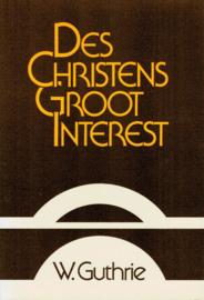 Guthrie, William-Des Christens groot interest