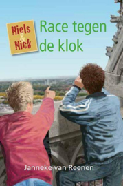 Reenen, Janneke van-Race tegen de klok (nieuw)