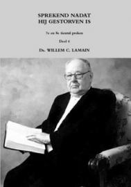 Lamain, Ds. W.C.-Sprekend nadat hij gestorven is (7e en 8e tiental preken) (nieuw)