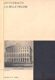 Offenbach, J.-La Belle Helene (Opera Bouffe en 3 actes)
