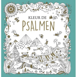 French, Felicity-Kleur de Psalmen (nieuw)