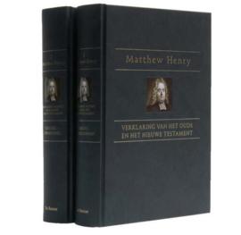 Henry, Matthew-Bijbelverklaring (nieuw)