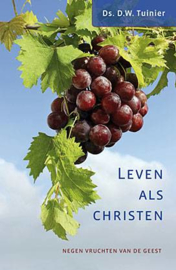 Tuinier, Ds. D.W.-Leven als christen
