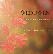 Ruitenburg, Ds. P. van-Weduwen (nieuw)