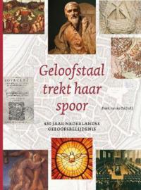 Pol, Frank van der (redactie)-Geloofstaal trekt haar spoor