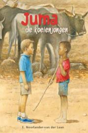 Noorlander-van der Laan, E.-Juma de koeienjongen (nieuw)
