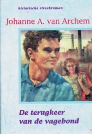 Archem, Johanne A. van-De terugkeer van de vagebond