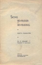 Kramp, Ds. C.-Sions Bevrijder en bevrijding