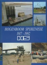 Jacobs, Drs. M.G.A. en Maas, Drs. W.H.G.-Hoogenboom Spijkenisse 1917~1992