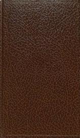 Kohlbrugge, Dr. H.F.-Opleiding tot recht verstand der Schrift
